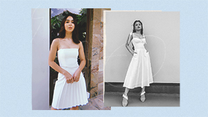 10 Local Celebs Who Will Finally Convince You To Buy A Little White Dress