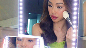 We Found The Exact Makeup Mirror Maymay Entrata Used In This Selfie