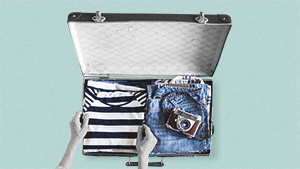 How To Pack A Suitcase Efficiently To Prevent Wrinkled Clothing