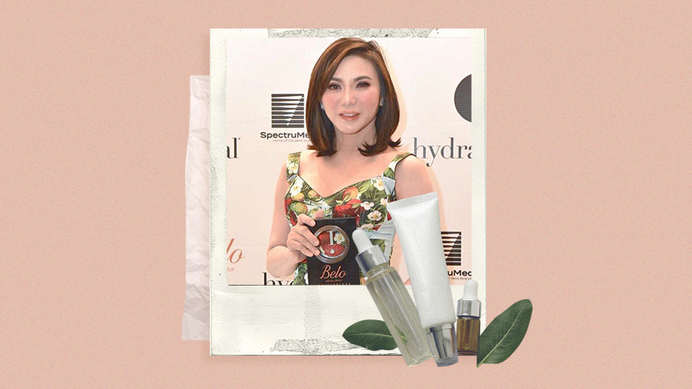 Dr. Vicki Belo Says This Is The 3-step Skincare Routine You Should Be Doing