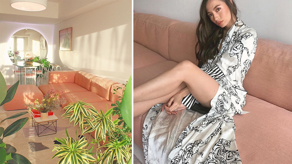 Here's Where You Can Buy Martine Ho's Instagram-Famous Sofa