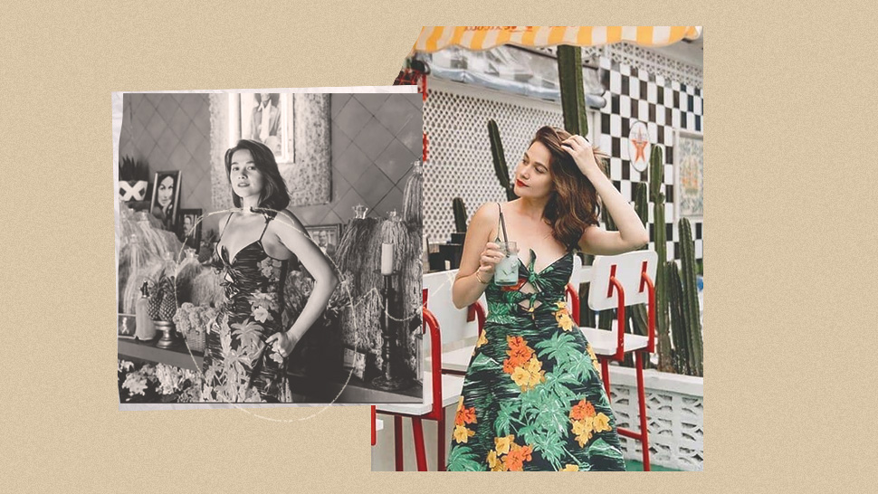 Bea Alonzo's Bali OOTD Will Make You Wish Summer Never Left