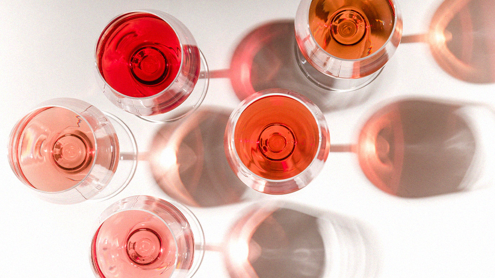 6 Ways to Enjoy a Glass of Rosé
