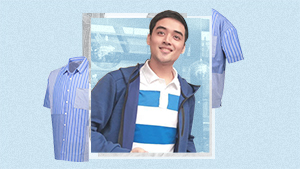 5 Blue Shirts We'd Love To See On Pasig City Mayor Vico Sotto
