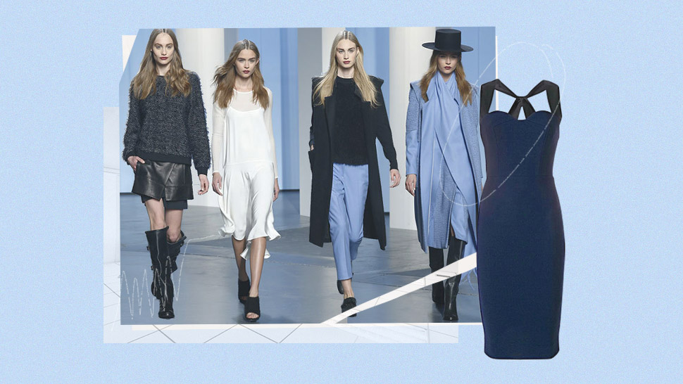 This Auction Is Taking Bids for a Victoria Beckham Dress and NYFW Tickets