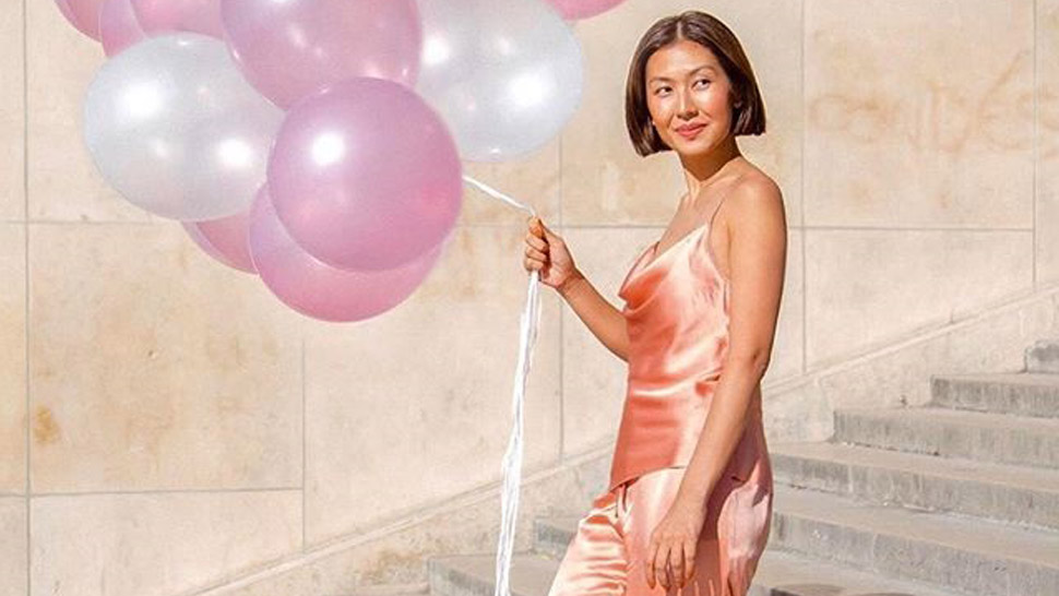 Liz Uy's Got A Dainty Way To Style Ballet Flats