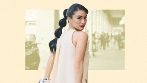 Let Heart Evangelista Show You How To Upgrade Your Ponytail