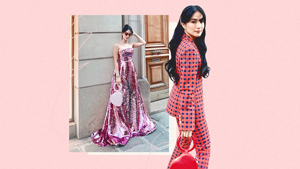 All Of Heart Evangelista's Ootds At Paris Fashion Week