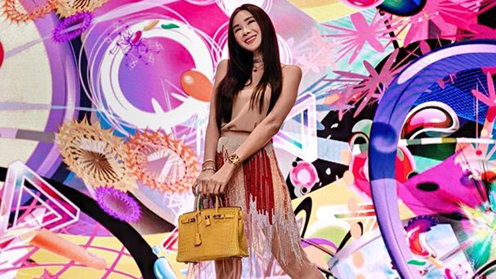 Watch Jamie Chua Unbox Her Newest, Ultra Rare Hermès Bag