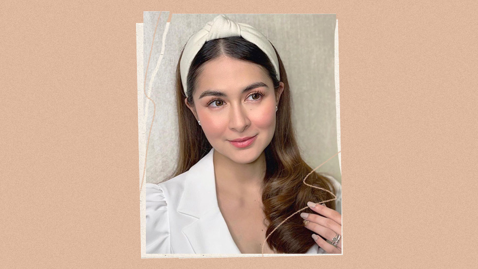 We Found The Exact Headband Marian Rivera Wore In This Selfie