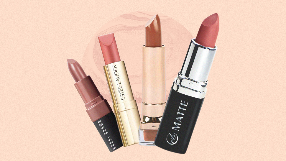 10 Nude Lipsticks That Look Just Like Your Lips But Better
