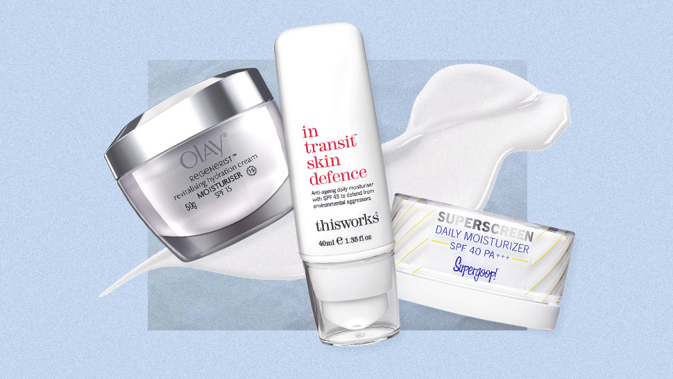 10 Best Moisturizers with SPF That Will Shorten Your Skincare Routine
