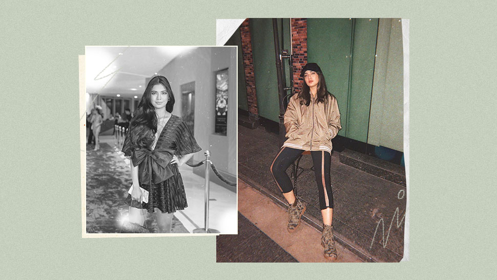 "10 Laidback OOTDs We'd Love to Steal from Jane De Leon, the New ""Darna"""