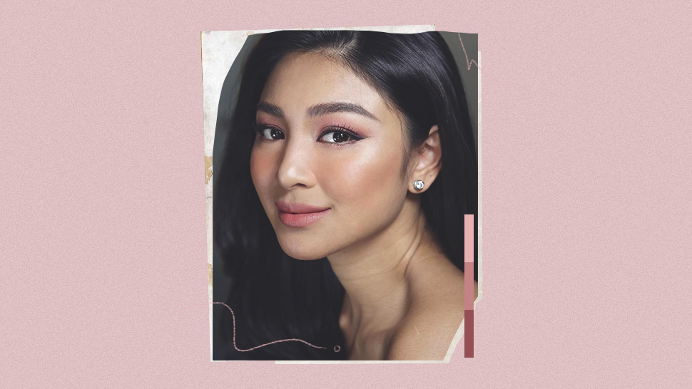 We Found the Exact Nude Lipstick Nadine Lustre Wore in This Selfie