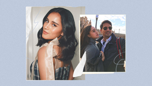 You Have To See This Photo Of Richard Gomez Doing Juliana's Makeup