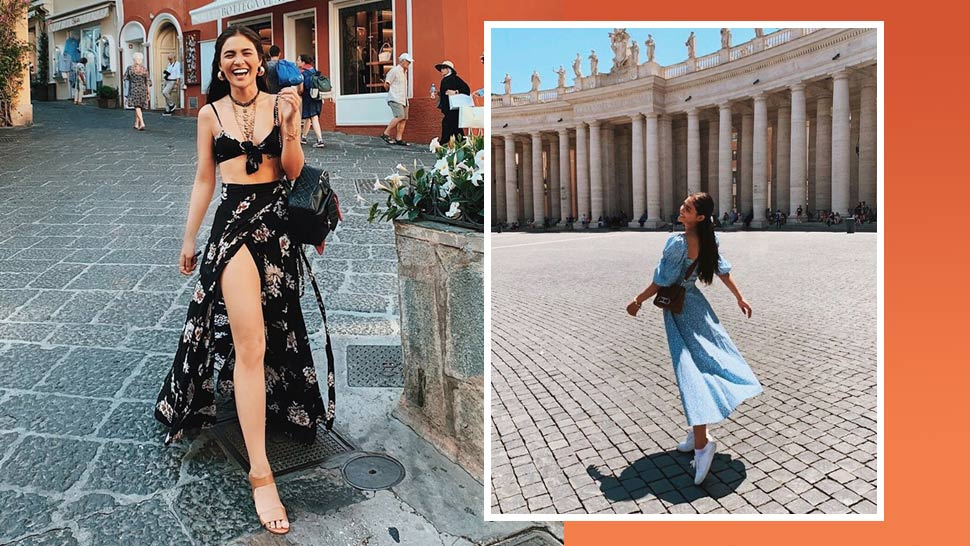 Lovi Poe's OOTDs in Italy Are Giving Us a Serious Case of Wanderlust