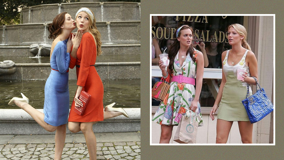 "The Best Serena And Blair Ootds From ""gossip Girl"""