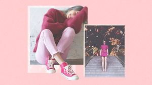 12 Adorable Ways To Wear Head-to-toe Pink