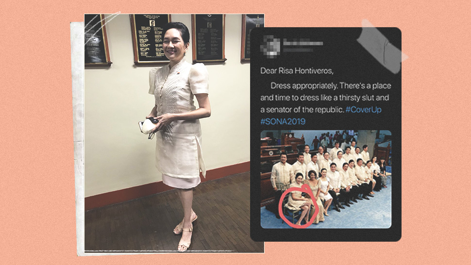 Sen. Risa Hontiveros Had The Best Reply To A Slut-shamer On Twitter