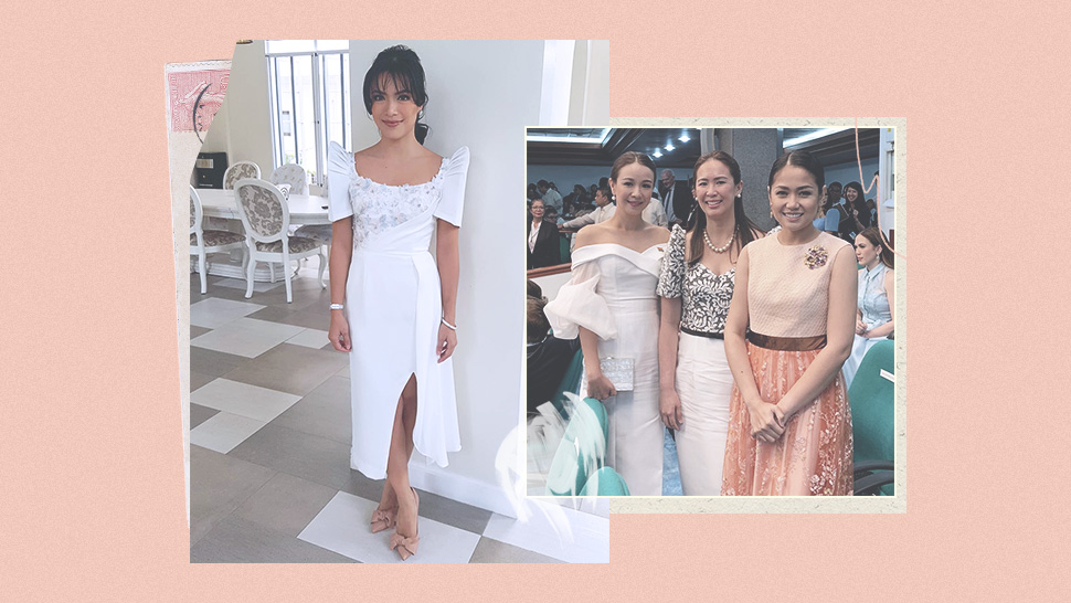 Here's What The Attendees Wore To Sona 2019