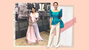 The 10 Best Dressed Women At Sona 2019