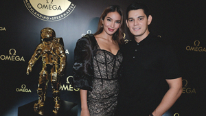All The Celebrities We Spotted At Omega's 50-year Moon Landing Celebration
