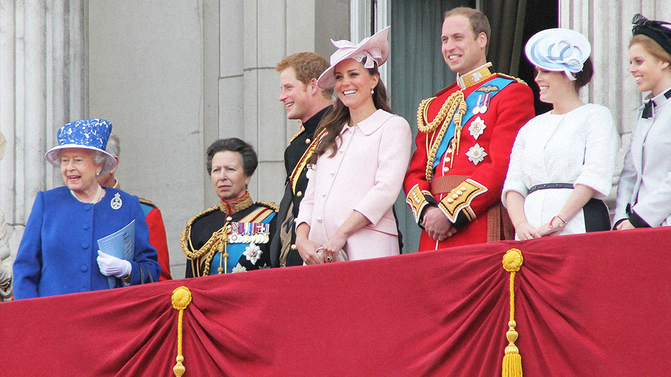 Here's How The British Royal Family Earns Their Money