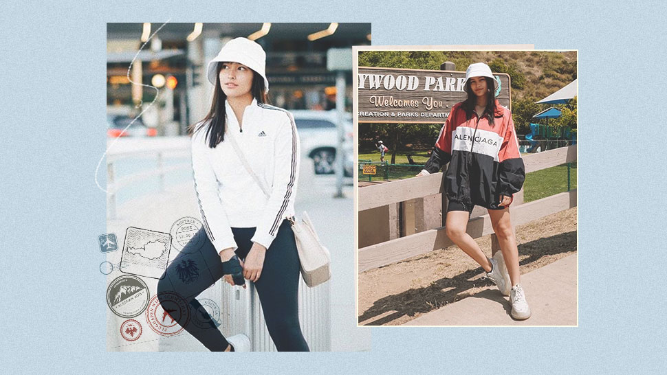 This Seems To Be Liza Soberano's New Favorite Travel Accessory