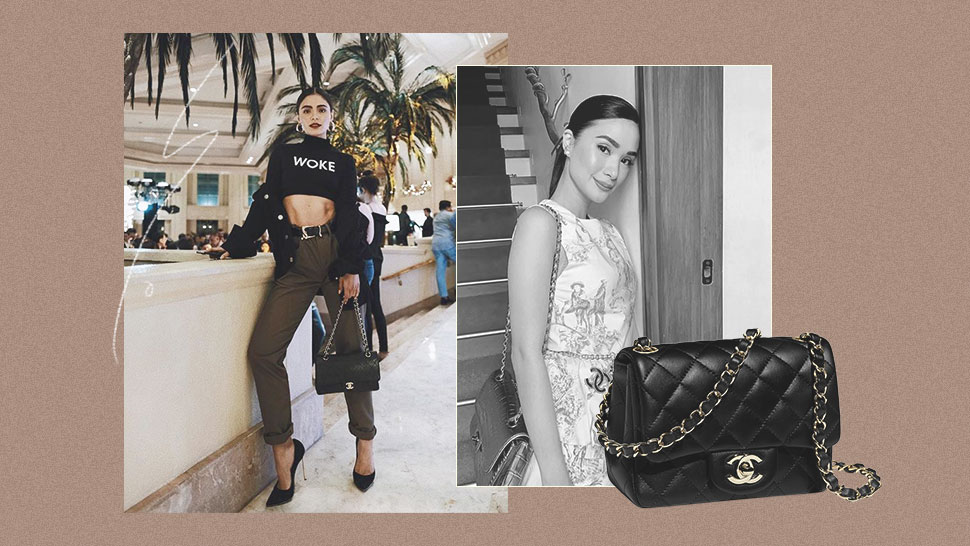 18 Celebs Who Love Their Classic Chanel Flap Bags