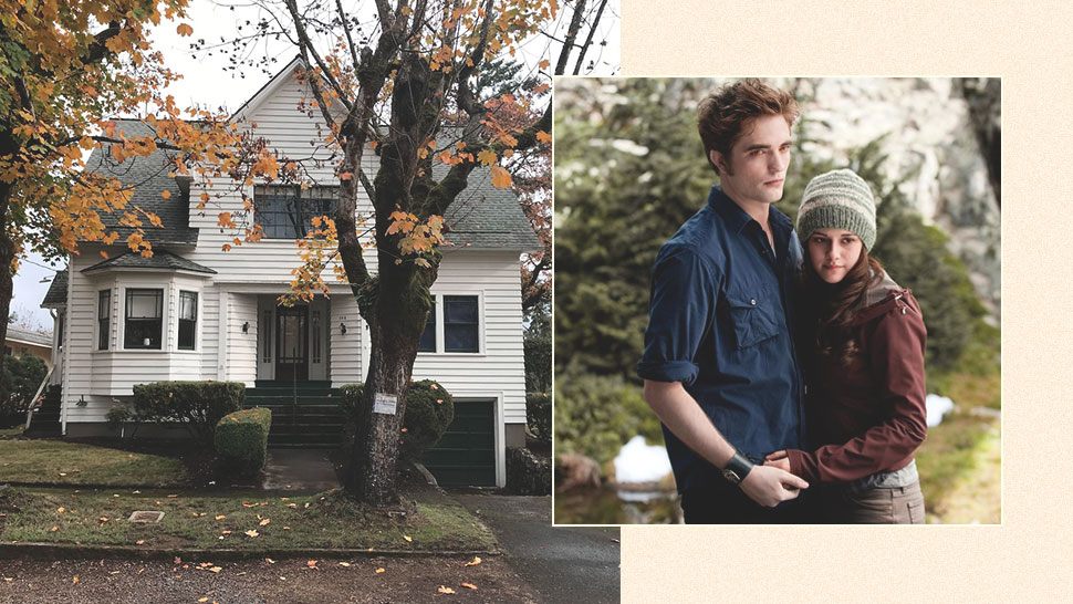 "You Can Now Rent The ""twilight"" House Where Bella Swan Lived On Airbnb"