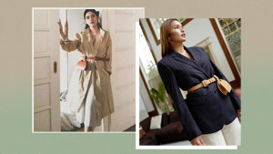 Sarah Lahbati And Bela Padilla Both Love This Minimalist Belt Bag