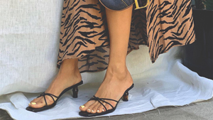 11 Chic And Easy Ways To Wear Kitten Heels