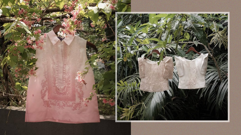 Where to Buy Stylish Filipiniana for Filipino-Themed Weddings