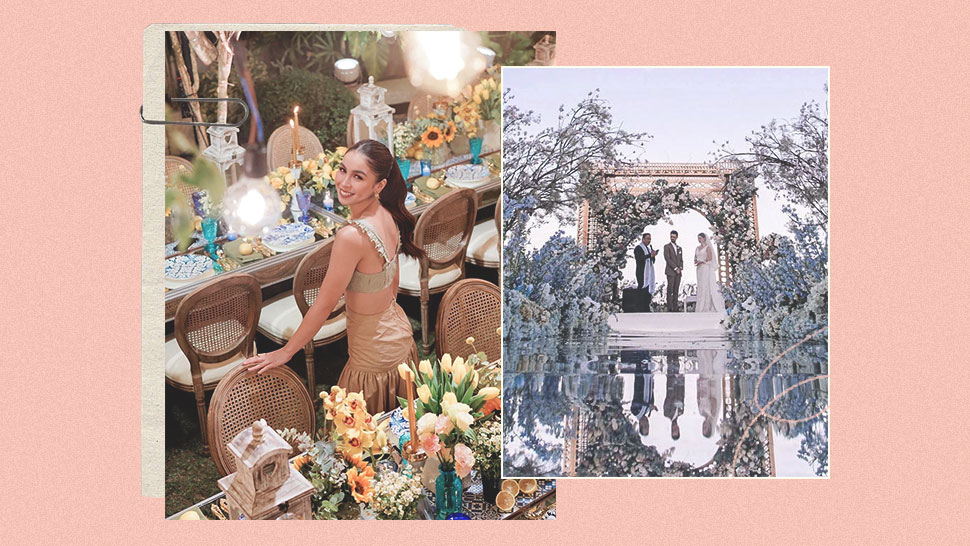 Meet Gideon Hermosa, the Stylist Behind Most Celebrities' Lavish Events