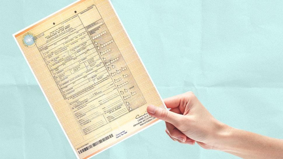 "Sen. Ralph Recto Files Bill for ""Lifetime Validity"" of Birth Certificate"