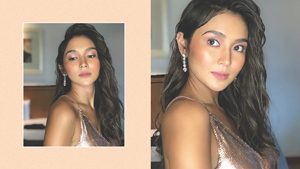 Kathryn Bernardo Was Glowing At The
