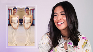 You Have To See Gabbi Garcia Reacting To Her Old Outfit Photos