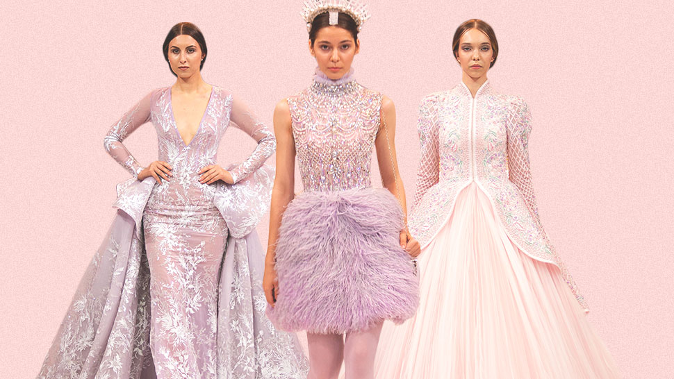 All The Runway Looks From Michael Cinco's Latest Fashion Show In Russia