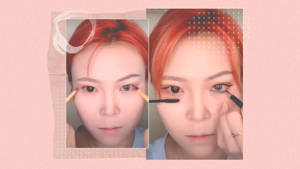 "You Won't Believe Why This ""2 Looks, 1 Face"" Makeup Video Is Going Viral"