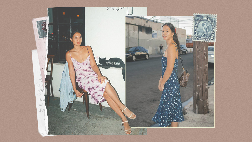 Isabelle Daza's La Outfits Will Make You Want To Wear Printed Dresses