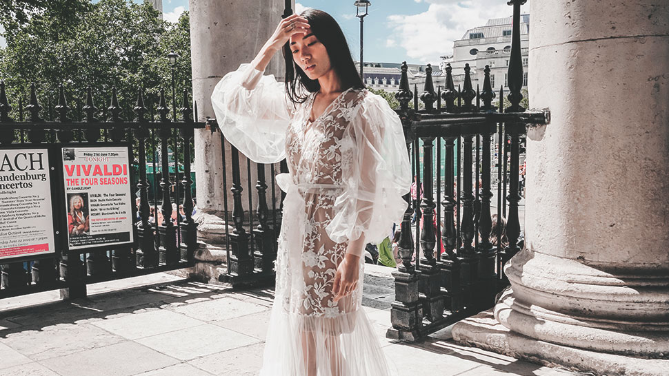 You'll Want to Wear These Bridal Robes Even After Your Wedding Day