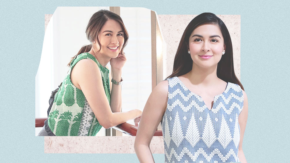 Marian Rivera Is Making a Case for OOTDs Featuring Local Weaves