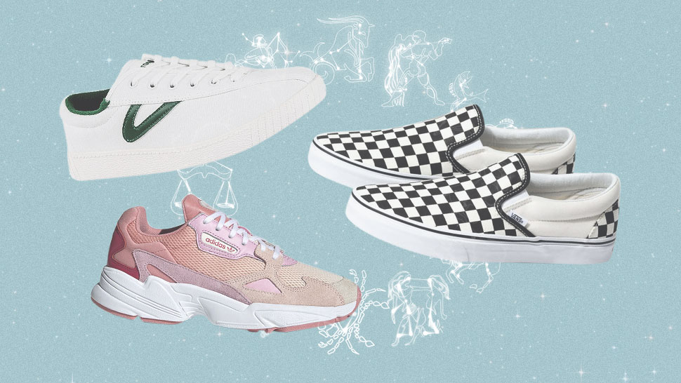 What Sneakers To Wear, Based On Your Zodiac Sign