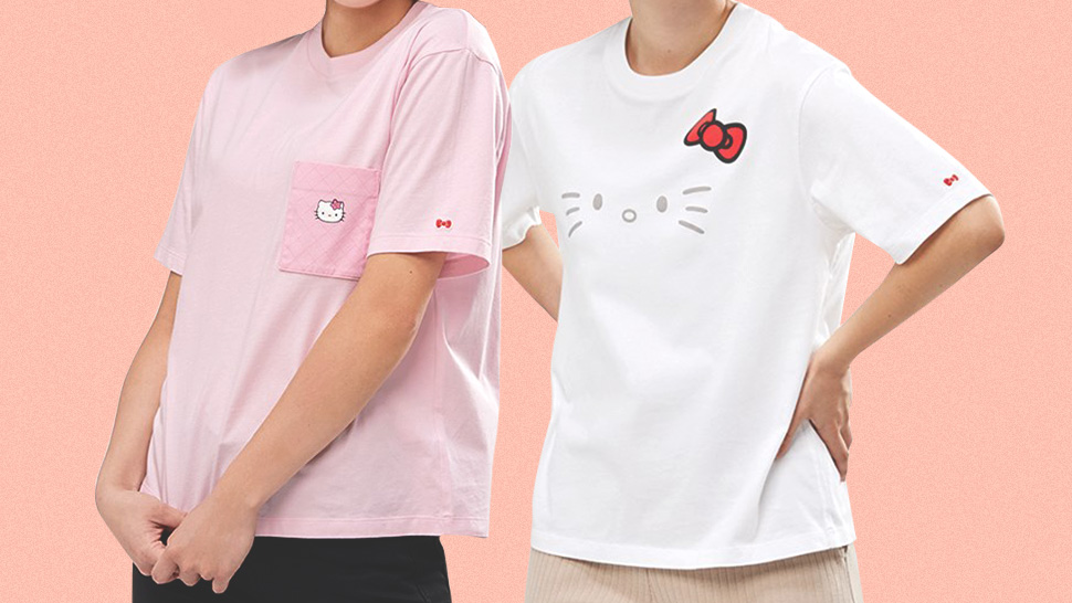 These Hello Kitty T-Shirts from Uniqlo Are Too Cute for Words