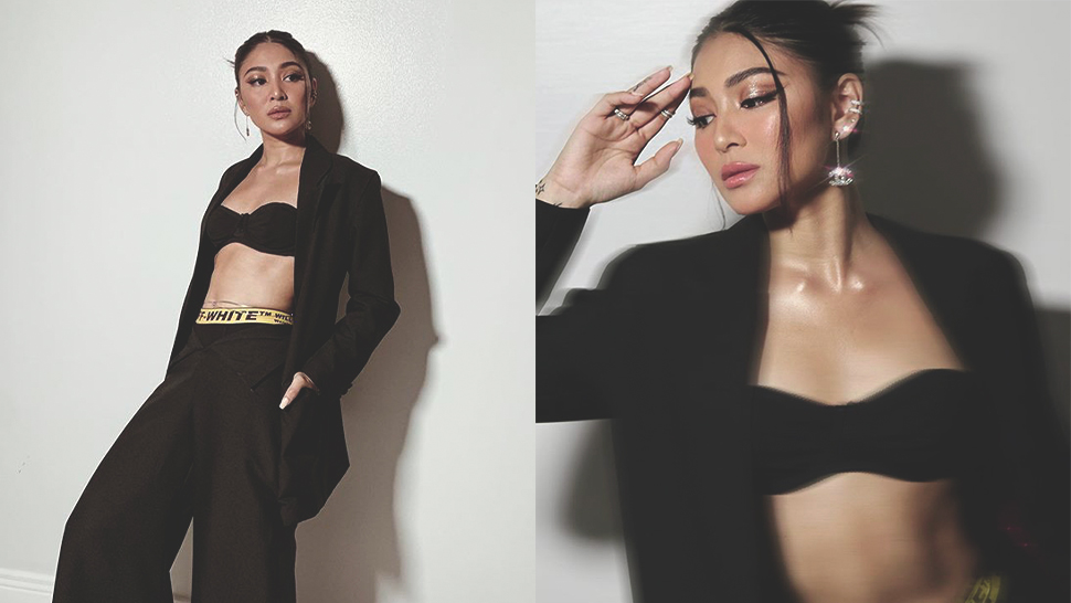 "You Have To See Nadine Lustre's Head-turning Outfit For The ""indak"" Movie Premiere"