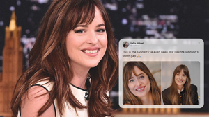 Dakota Johnson's Tooth Gap Has Been Fixed And The Internet's Losing It