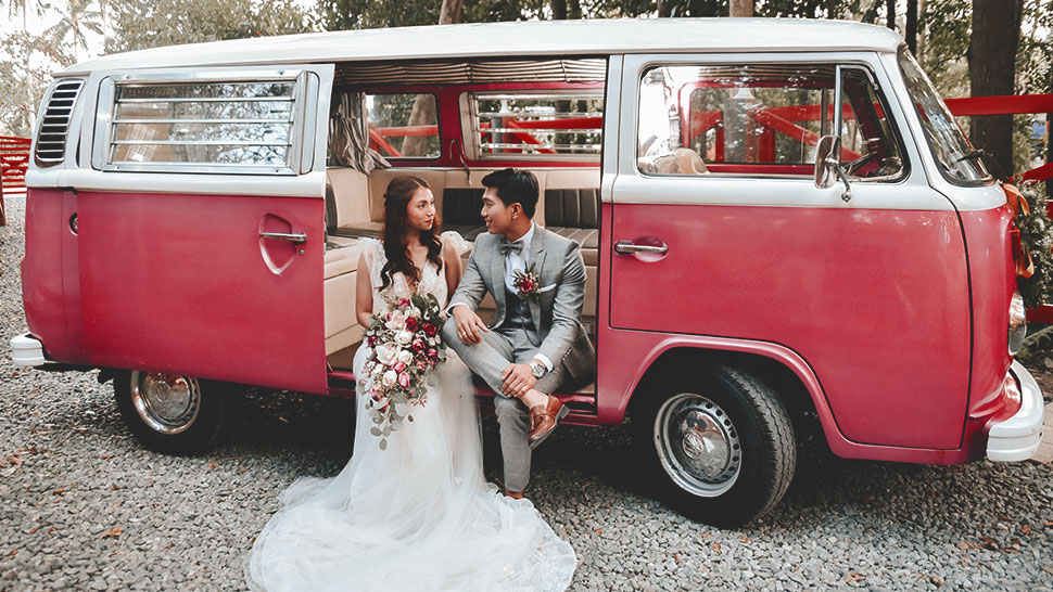 This Rustic-bohemian Wedding Looks Like It Came Straight Out Of Pinterest