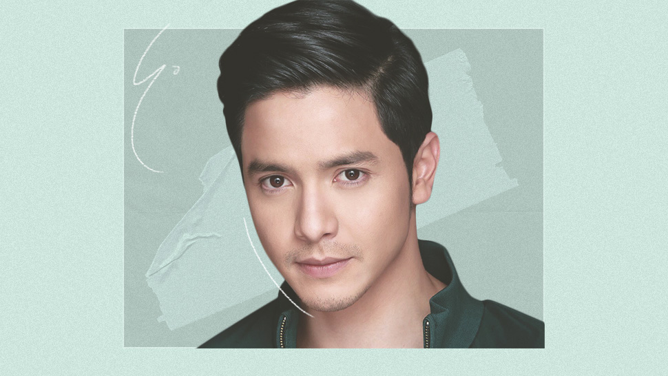 "Here's Why Alden Richards' Face Looks Slimmer in ""Hello, Love, Goodbye"""