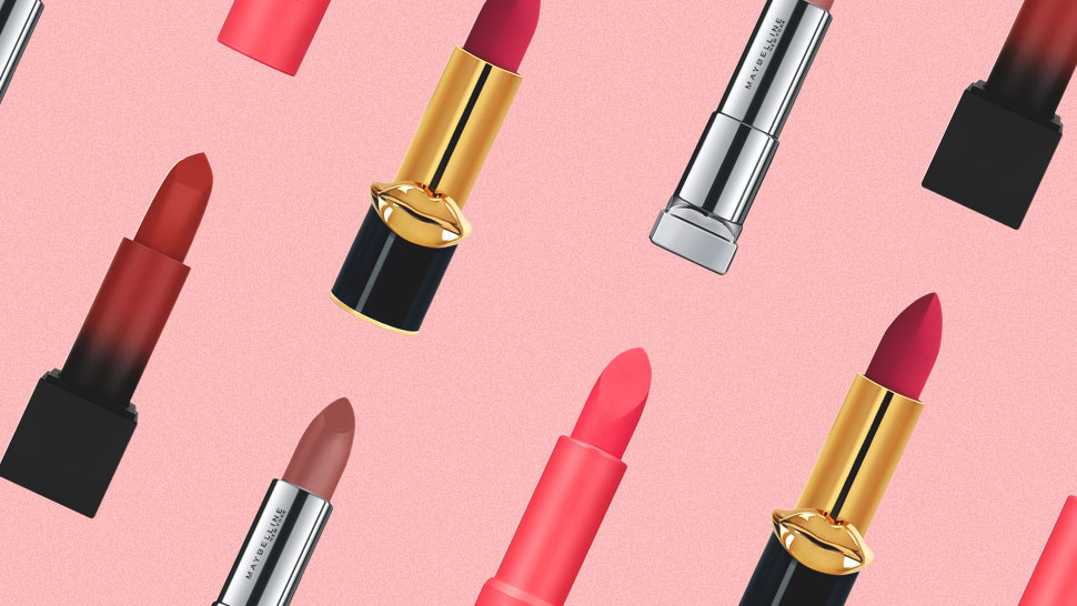 7 Powder Matte Lipsticks To Try For An Effortless, Long-lasting Pout