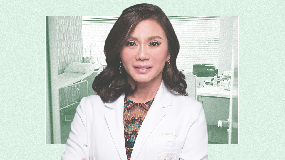 Dr. Vicki Belo Reveals Everything She Does In Her Skincare Routine